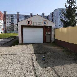 Podzemná garáž - Jedľová ulica v BA - Vrakuňa