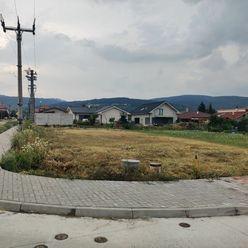 Predaj stavebného pozemku v obci Častá