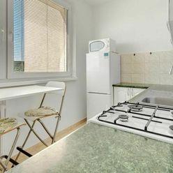 Predaj INVESTIČNÉHO 1i bytu, 37 m2, čiastočná rekonštrukcia, Ožvoldíkova ul., Dúbravka.