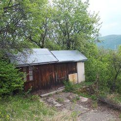 Na predaj pozemok s chatkou,Jablonov nad Turňou, cena 7 500 €