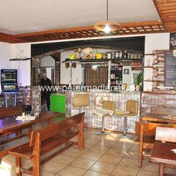 Predaj pohostinstvo v centre obce Malé Zálužie.