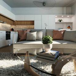 1 - izbový byt Bytča