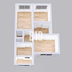 BZOVICKÁ - 3 izbový byt v pôvodnom stave