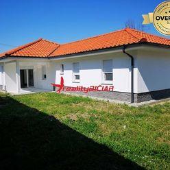 Prenájom - Novostavba rodinného domu v centre Šale