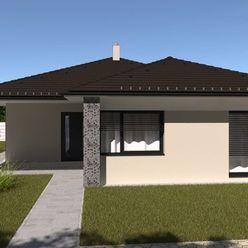 Na predaj 4. izbový rodinný dom - novostavba v Sládkovičove