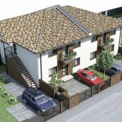 Nová etapa! 3 izbový byt s pozemkom, 2 park. miestami na predaj Veľké Uľany