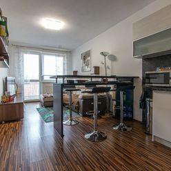 2 izbový byt s balkónom na predaj RUBICON Poprad - Veľká