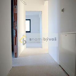 1 i byt, novostavba, Panorama, 31 m2 + loggia