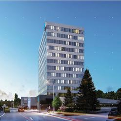 Kompletne moderne zrekonštruovaná Administratívna budova na prenájom na ul. Dúbravská cesta 3 v BA