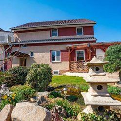 Na predaj pekný, dvojgeneračný rodinný dom sdvomi samostatnými bytovými jednotkami