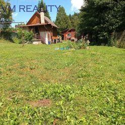 Predaj chaty s krásnym pozemkom na Karvaša a Bláhovca