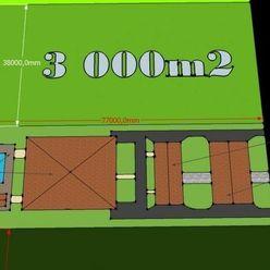 Reality holding+ ponúka Pozemok pre komerčnú výstavbu Martin na predaj - exkluzívne v Rh+