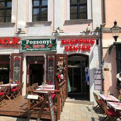 Reštaurácia Michalská ulica