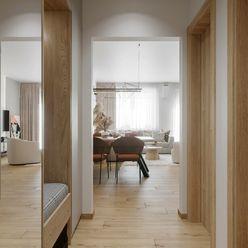 NA PREDAJ! Bytový komplex Kúty 2-izbový byt (č. 2/ prízemie)
