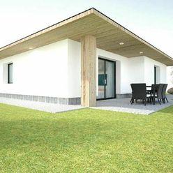 Nová výstavba 4.izb. RD v obci Babindol
