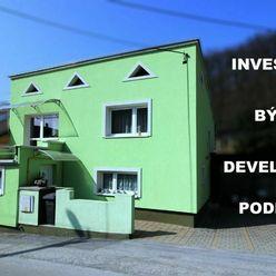 DOM na BÝVANIE, PODNIKANIE, INVESTOVANIE, DEVELOPING - Dúbrava, Prešov