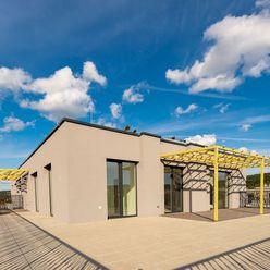 Predaj nadštandardného 5i bytu s priestrannou terasou, novostavba Kolísky