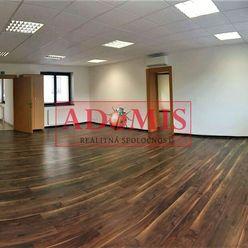 Prenájom kancelarií v administratívnej budove, 223m2 Košice – Staré Mesto