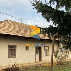 Rodinný dom v tichej lokalite Tekovské Lužany - vhodný aj na chatu