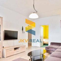 JKV REAL | Ponúkame na predaj zrekonštruovaný 3i byt na Prievozskej