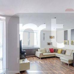 Exkluzívne 4-izbový byt pri Horskom parku