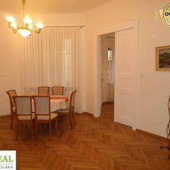 Prenájom 3,5 izb. luxusného bytu na Konventnej ulici