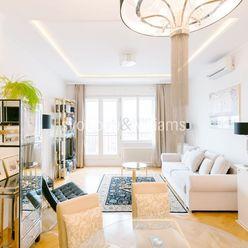 Klimatizovaný 3-izbový byt v štýle Art deco, Hviezdoslavovo námestie