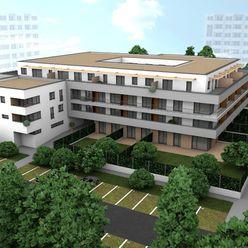 NA PREDAJ moderný a vzdušný 4-izbový byt s terasou byt č. 4.5 v REZIDENCII KYJEVSKÁ LEVICE