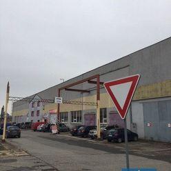 Prenájom obchodno-skladovacích priestorov v KE - Južná tr., 2500m2