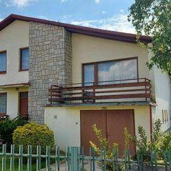 Na predaj priestranný rodinný dom Nitra, mestská časť Kynek