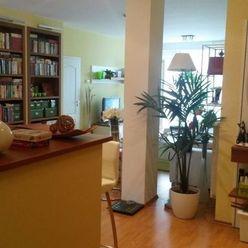 Veľký 2 izbový byt na prenájom 80 m2, loggia, klíma, Parkovacie miesto, Rača - Rustaveliho ul. www.b