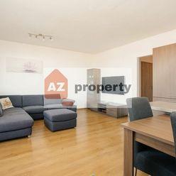 Priestranný pekne zariadený 2-izbový byt s veľkou lodžiou  Hlbinná ulica, Podunajské Biskupice