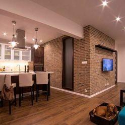 Nadštandardný 2- izbový byt v Starom Meste