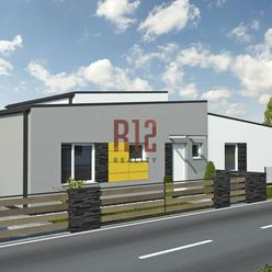 Predaj novostavba 3 izbový rodinný dom Nitra - Kynek