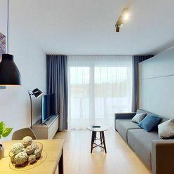 Štýlové bývanie v apartmánovom komplexe