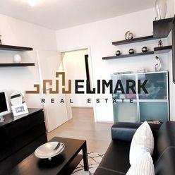ELIMARK - PRENÁJOM luxusný 3 izb byt 84 m2, s 2 BALKÓNMI, s garážovým miestom, Bakošova ul. - LAMAČ