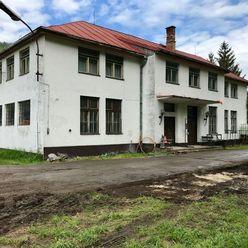 Priemyselný areál v Ružomberku - Biely Potok