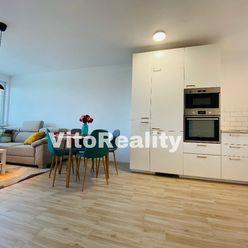Lukratívny 2-izbový zariadený byt na Lomnickej ulici v novostavbe