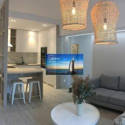 Nadštandardný 3-izb. byt, zariadený, balkón, rekonštrukcia, technológie, Trnavská cesta