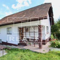 REZERVOVANÉ!!! predaj rodinný dom s nádherným výhľadom pozemkom 632 m2 v Liptovskej Lúžnej.