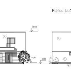 Na predaj veľký 4i rodinný dom - novostavba s garážou, TN-Zábl., 155m2