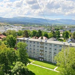 3-izbový byt s krásnym výhľadom - Centrum - Prievidza