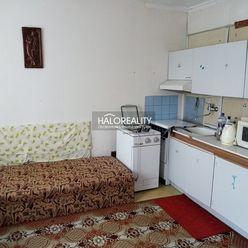 HALO reality - Predaj, jednoizbový byt Žiar nad Hronom, Etapa, Novomeského - EXKLUZÍVNE HALO REALITY