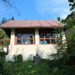Predaj záhradnej chatky Dubeň s veľkým pozemkom