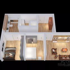 REZERVOVANÉ 3-izbový byt vo  vyhľadávanej lokalite Ružinova  BA II-Ružinov,  Čmelíkova ul.