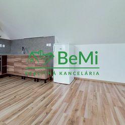 BeMi reality Vám ponúka 1-izbový byt v centre mesta Prešov.
