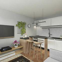 K nasťahovaniu stačí 15% • 2 izbový byt • Púchov