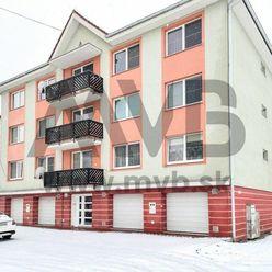 Na predaj 2 a 3 izbové byty v tehlovej bytovke v HURBANOVE