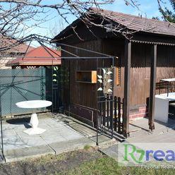Na predaj záhrada so záhradnou chatou v záhradkárskej osade v  Dunajskej Strede.