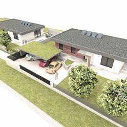 Štýlová novostavba rodinného domu v Budmericiach